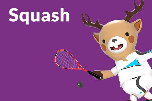 harga tiket ASIAN GAMES 2018 : SQUASH