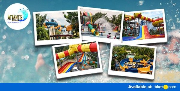 harga tiket Atlantis Water Adventure