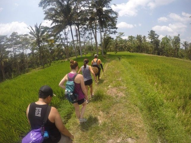 Bali Cycling & Hiking Adventure