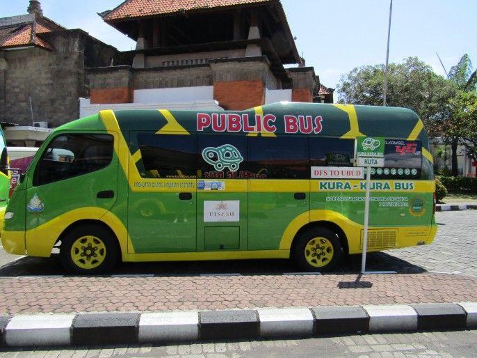 harga tiket Bali Hop-on, Hop-off Bus Pass