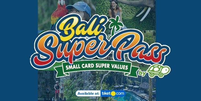 harga tiket BALI SUPER PASS ACTIVITY