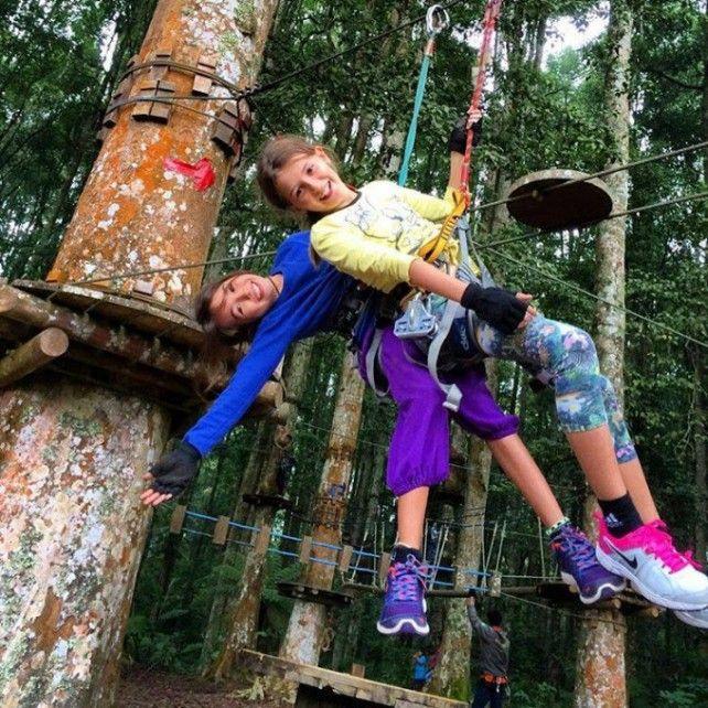 Bali Treetop Adventure Park Activity Ticket