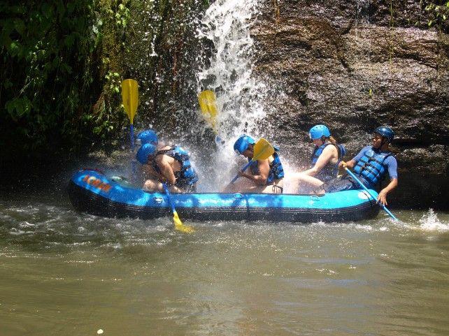 Bali Premium Whitewater Rafting by BALI SOBEK