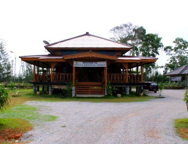 Bangka Botanical Garden