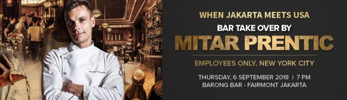 harga tiket Bar Take Over by Mitar Prentic, Employees Only NYC