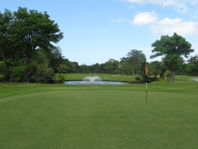 Bali Beach Golf Course (BBGC)