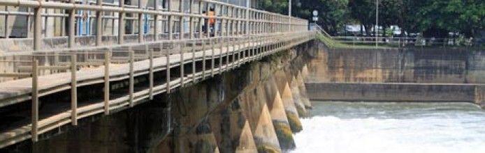 Gerak Watu Turi Reservoir