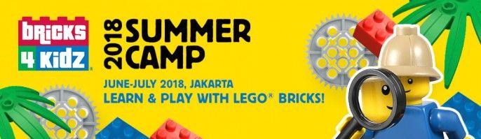 harga tiket Bricks 4 Kids Summer Camp 2018 Kemang Jakarta