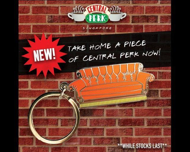 Central Perk: F.R.I.E.N.D.S Experience