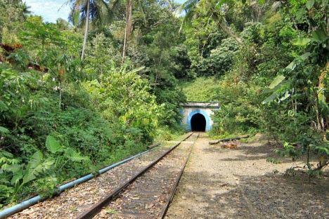Lubang Kalam Sawahlunto