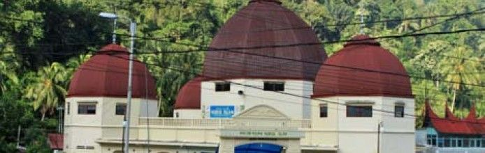 Nurul Islam Mosque Sawahlunto