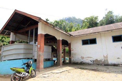 Rumah Potong Sawahlunto