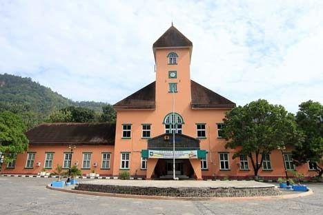 Gedung PTBA Sawahlunto