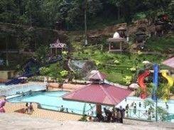 Water Boom Muaro Kalaban Sawahlunto