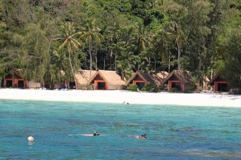 Coral Island Tour by Speedboat