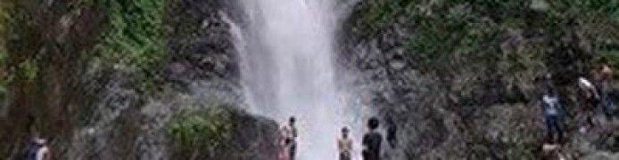 Cikoleangkak Waterfall