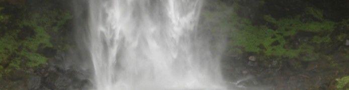 Curug Cipendok Waterfall