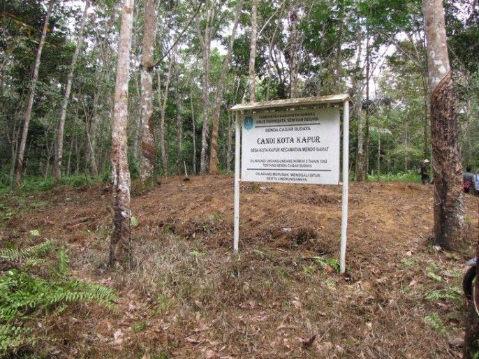 Situs Kota Kapur