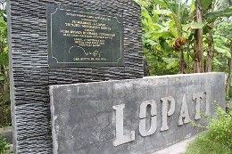 Desa Wisata Lopati