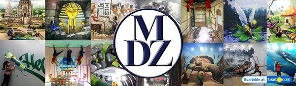 harga tiket Dream Museum Zone (DMZ Bali)