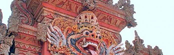 Jagad Karana Temple
