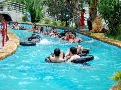 Waterpark Fantasy Island Palembang