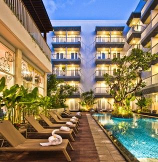 EDEN Hotel Kuta Bali Managed by Tauzia