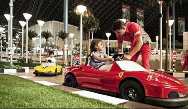 Ferrari World Ticket