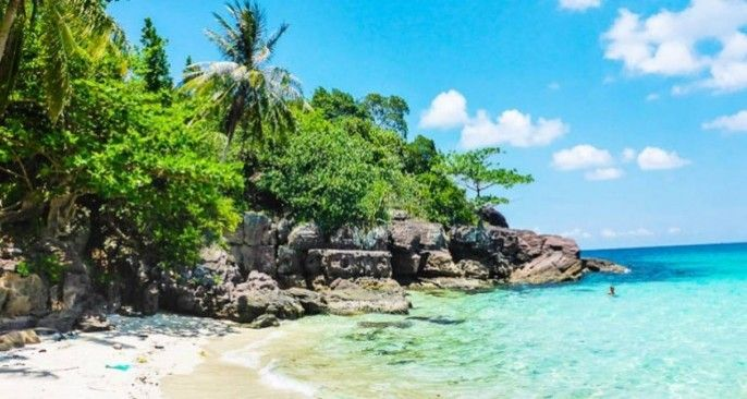 harga tiket Full-day Fishing and Snorkelling Tour at Phu Quoc Island