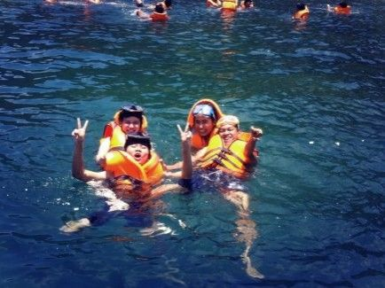 Full-day Snorkelling Adventure at Cham Island