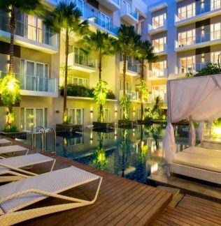 Grand Ixora Resort Kuta