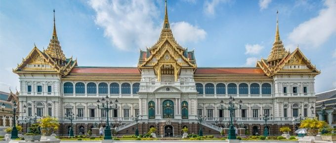 harga tiket Half Day Morning Grand Palace & Wat Phra Kaew (Join Tour)