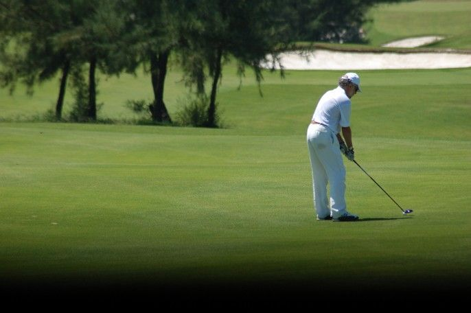 harga tiket Half-day Golf Activity with Transfer Services