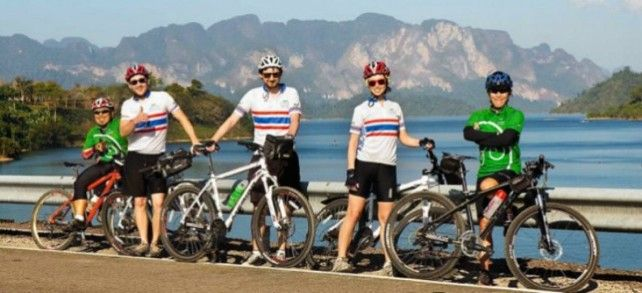 Half-day Join-in Cycling Tour of Chiang Mai