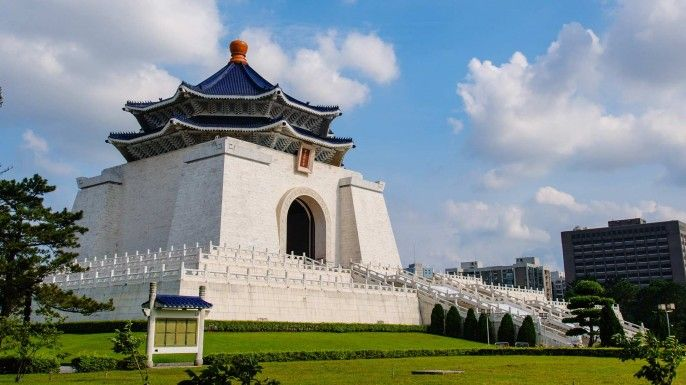 harga tiket Half-day Taipei City Tour