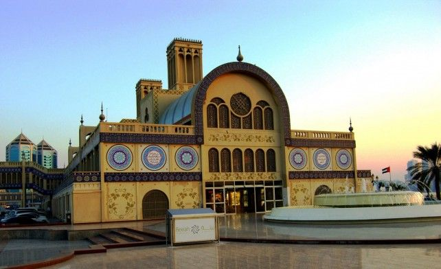 Half-day Tour in Sharjah from Dubai with Transfers