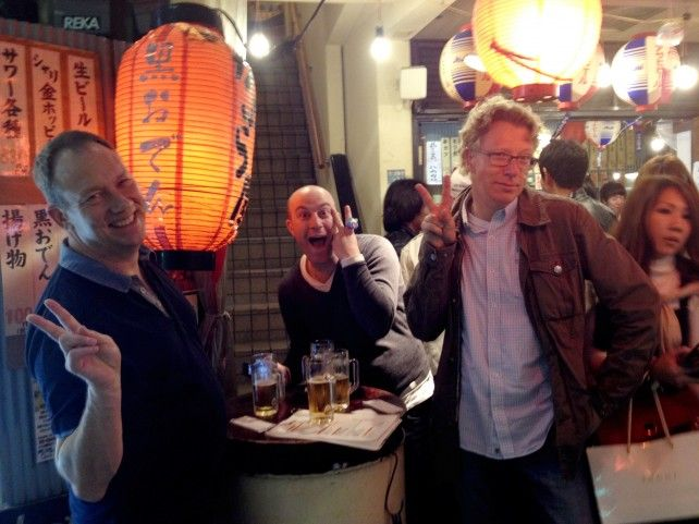 Half-day Yakitori Alley, Tsukishima, and Ginza Tour (After 5 P.M Tour)