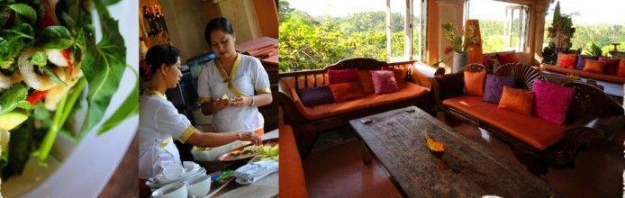 Indus Restaurant at Casa Luna De Bali