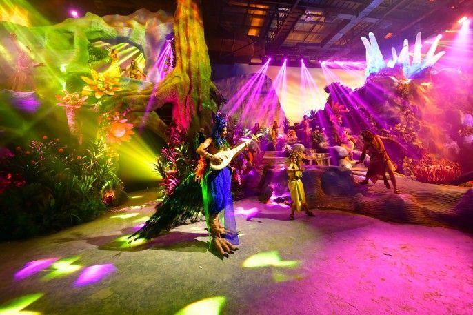 harga tiket Himmapan Avatar Show