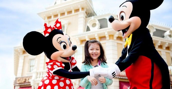 harga tiket Hong Kong Disneyland Play and Dine Ticket Combo