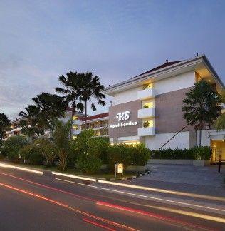 Hotel Santika Siligita
