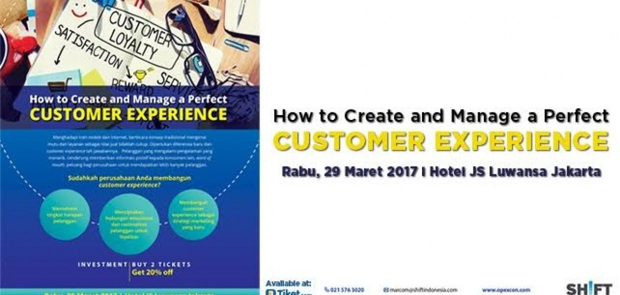 How To Create & Manage a Perfect Customer Experience
