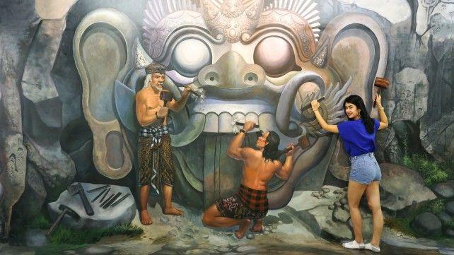 I Am Bali Interactive Art Museum