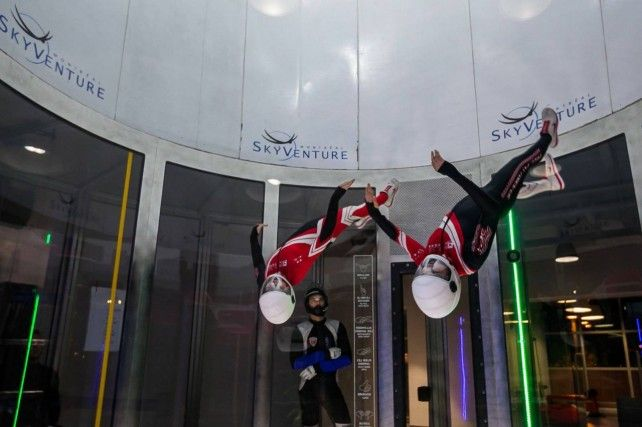 iFly Singapore Indoor Skydiving Activity Pass