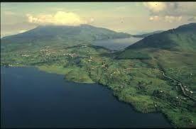 Danau Kembar Solok (Danau Diateh dan Danau Dibawah)