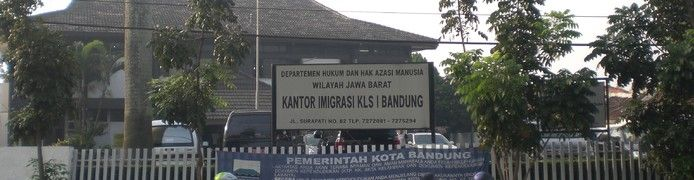 Immigration Office Bandung