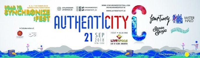 harga tiket Road To Synchronize Fest 2018