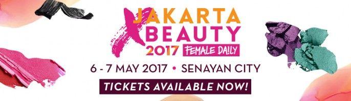 harga tiket Jakarta X Beauty 2017