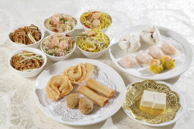 Jumbo Kingdom DimSum Lunch Voucher