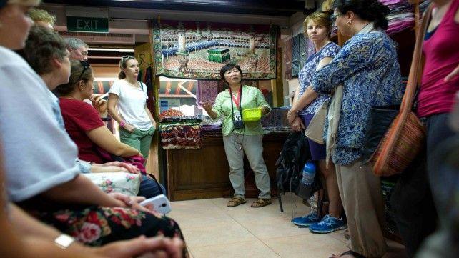 Kampong Glam Malay-Islamic Quarter Walking Tour